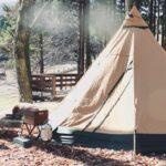 真冬でもキャンプを楽しみたい!雪中でも通用するtentipiのテンティピ9CP