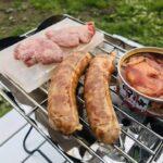 これからひたすら色々な食材を焼き続けたいと思います!