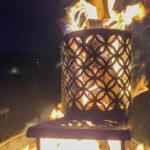 サンゾクマウンテン 美しい焚き火台