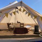 冬のお籠りキャンプに最適なテント