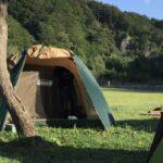 最初に買ったテント!オールマイティ!