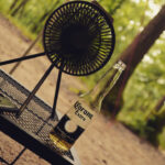 夏キャンプにはこれ!キャンプ用サーキュレーター!焚き火の空気送りにもかなり役立ちます!