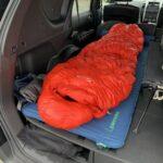 モンベルの『ダウンハガー650 #0』は、真冬でも安心の暖かさ!