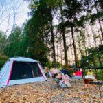 夏は涼しく、朝の目覚めも快適な常識を覆したテント