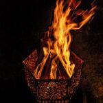 焚き火をするだけの焚き火台ではない!