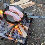 料理が映える鉄フライパン