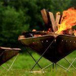 一生使える安心感と堅牢性が肝!ロングライフデザイン賞を受賞した最初にして最高の焚き火台!